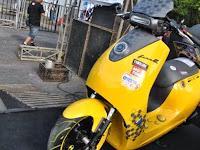 Inilah Modifikasi Motor Matik Yamaha Terbaik