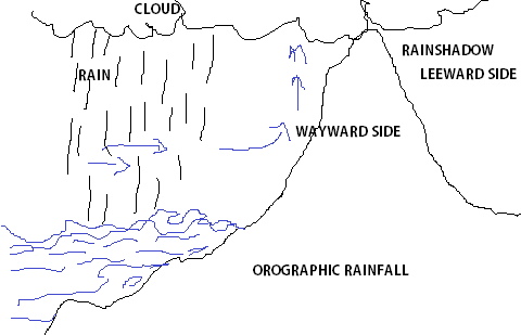 Rainfall Rainfall
