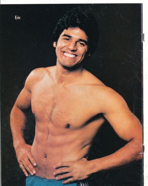 how tall is eric estrada