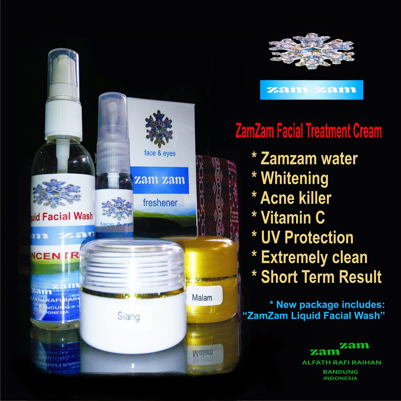 Products of @ZamzamClinic