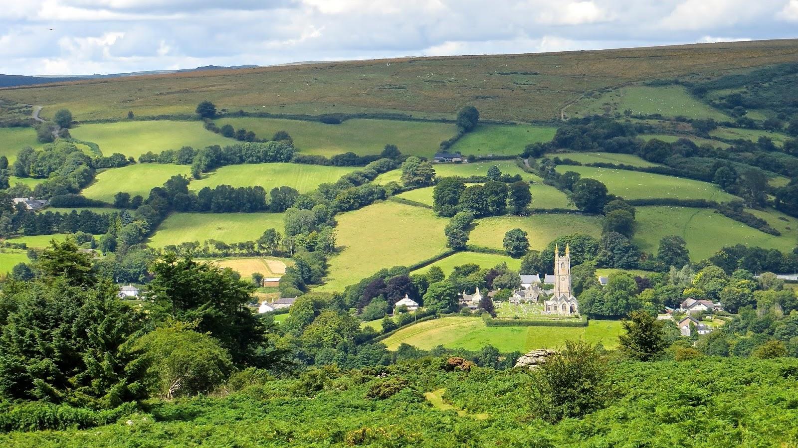 Curiouser And Curiouser Dartmoor