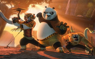 Kung Fu Panda 2 Movie HD Wallpaper