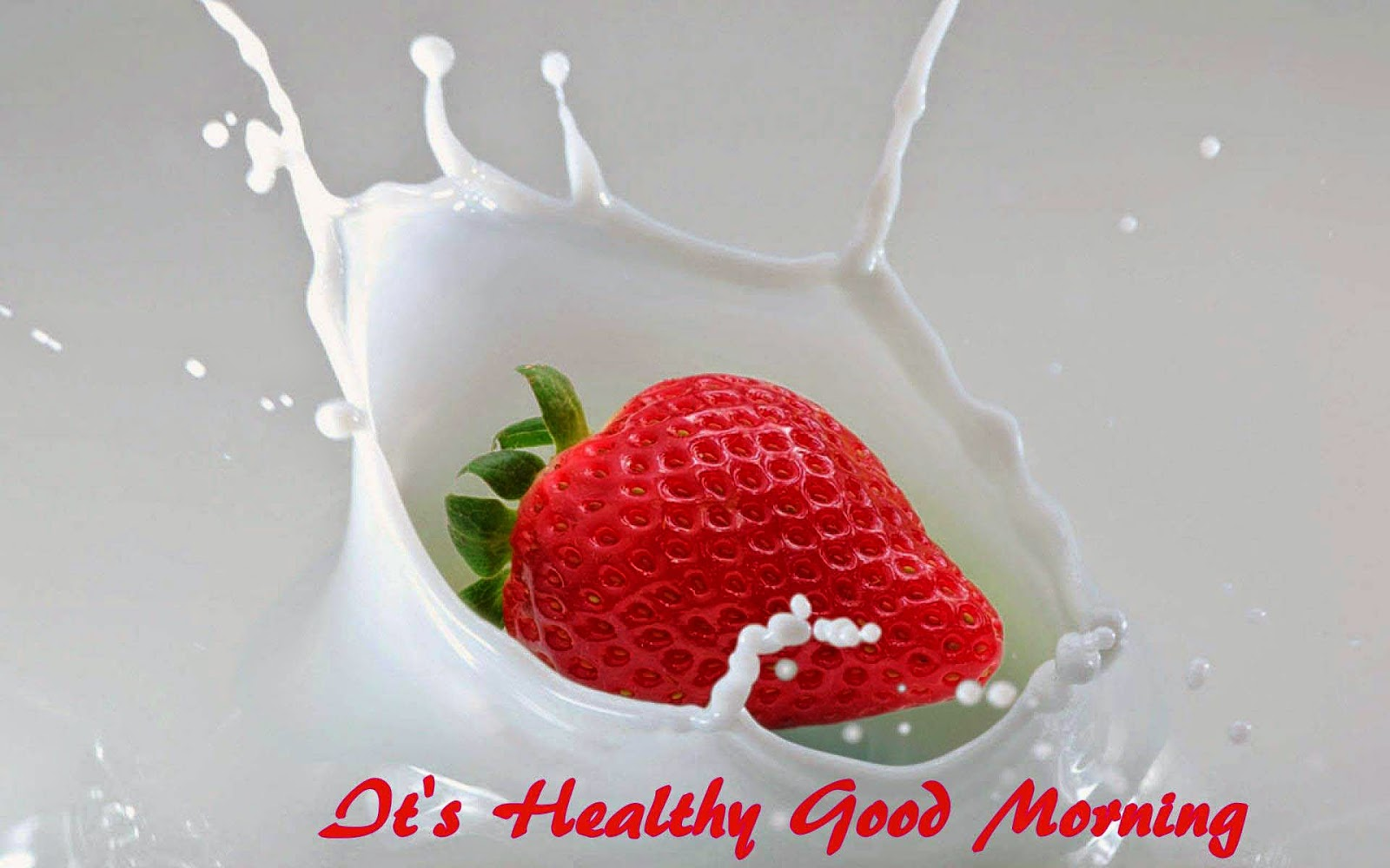 Strawberry-Healthy-Good-Morning-image