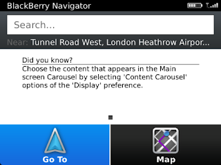 BlackBerry Navigator v7.1.0.609