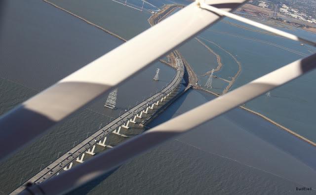 Dumbarton Bridge, San Francisco Bay