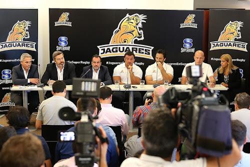 La UAR presentó Jaguares, la franquicia argentina en el Súper Rugby 2016