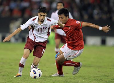 Qatar 4 - 0 Indonesia (2)