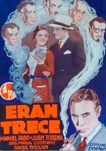 Eran trece (1931 - They Were Thirteen)