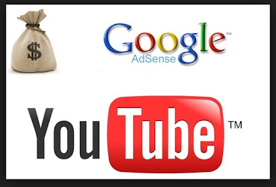Google adsense changes their earning reporting for youtube graphic
