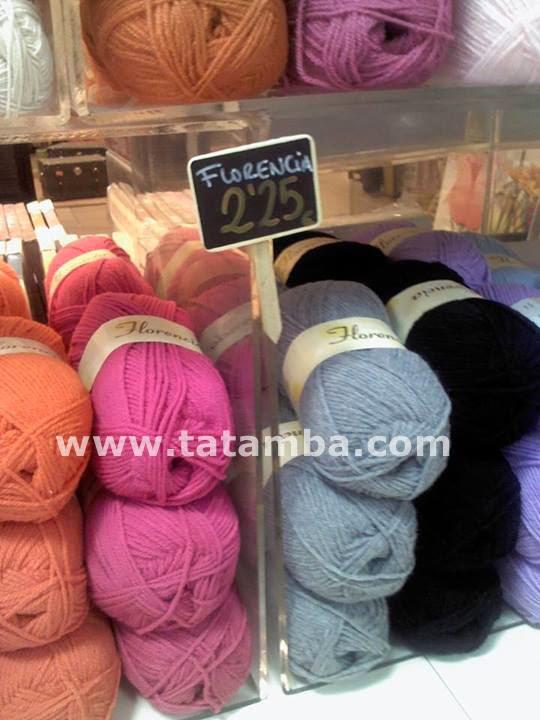 tienda de lanas en sevilla