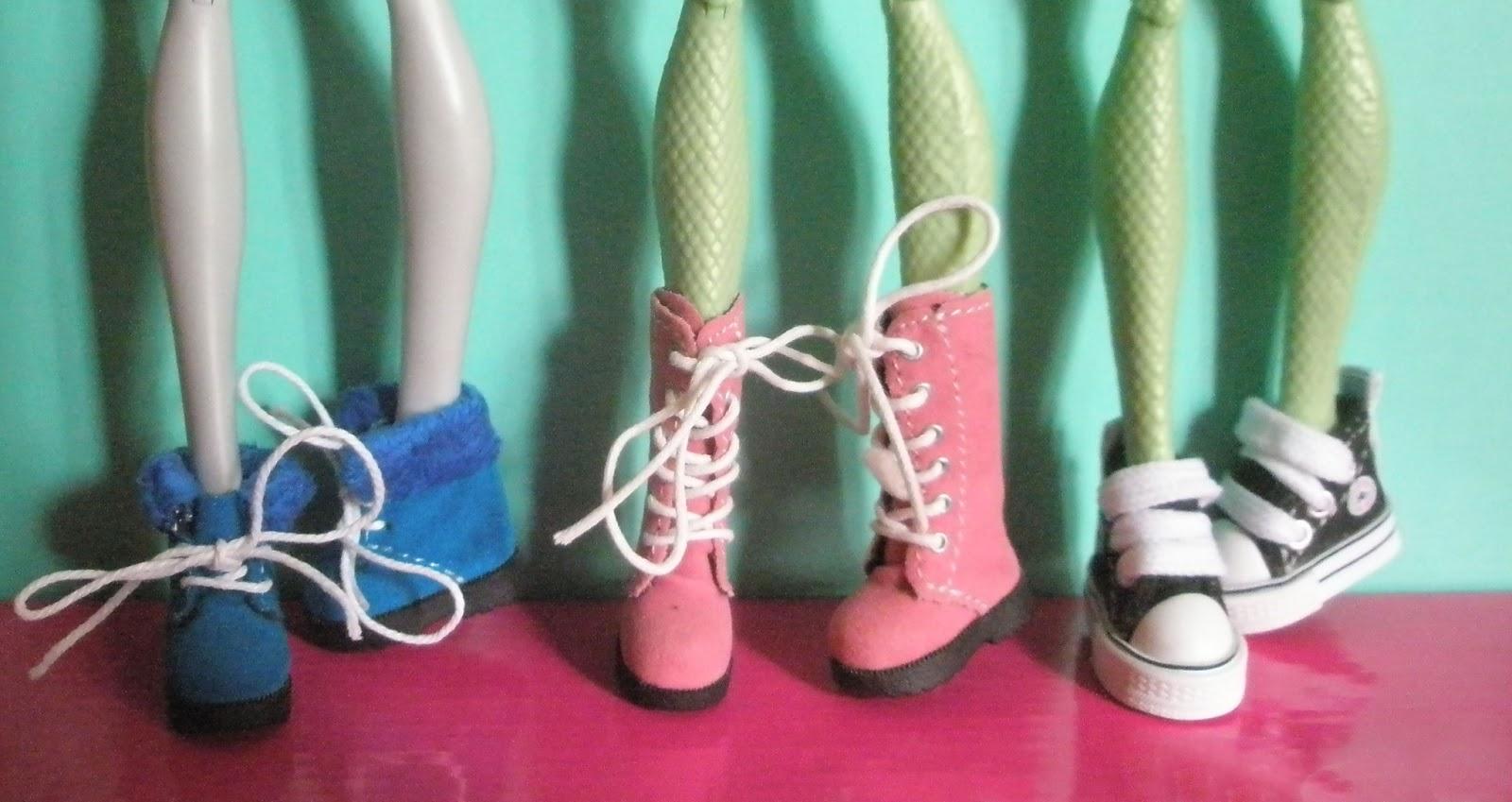 Freaky just got fabulous zapatos de mimiwoo for Muebles de monster high