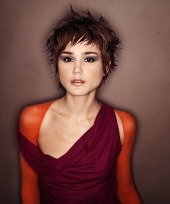 funky short hairstyles for women. Funky Short Haircuts for Women