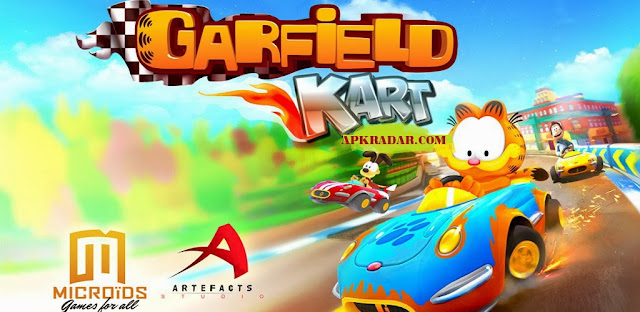 Garfield-Kart-android