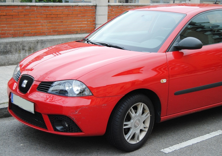 con r de racing prueba 2007 seat ibiza 1 4 16v reference. Black Bedroom Furniture Sets. Home Design Ideas