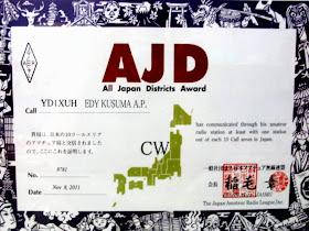 AJD  CW  AWARD  #8.781