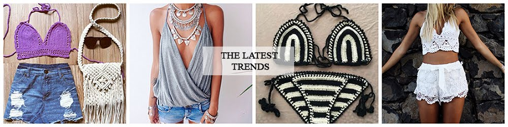 FIND THE LATEST TRENDS