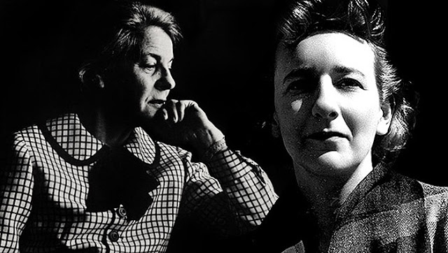 Mary McCarthy and Lillian Hellman