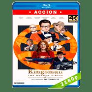 Kingsman: El círculo de oro (2017) 4K UHD Audio Dual Latino-Ingles