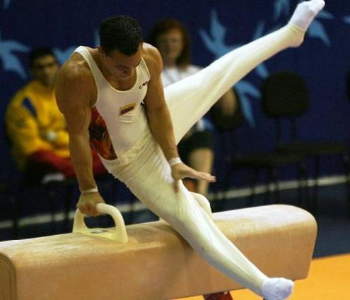 Deportes extremos deporte de fuerza for Deportes de gimnasia