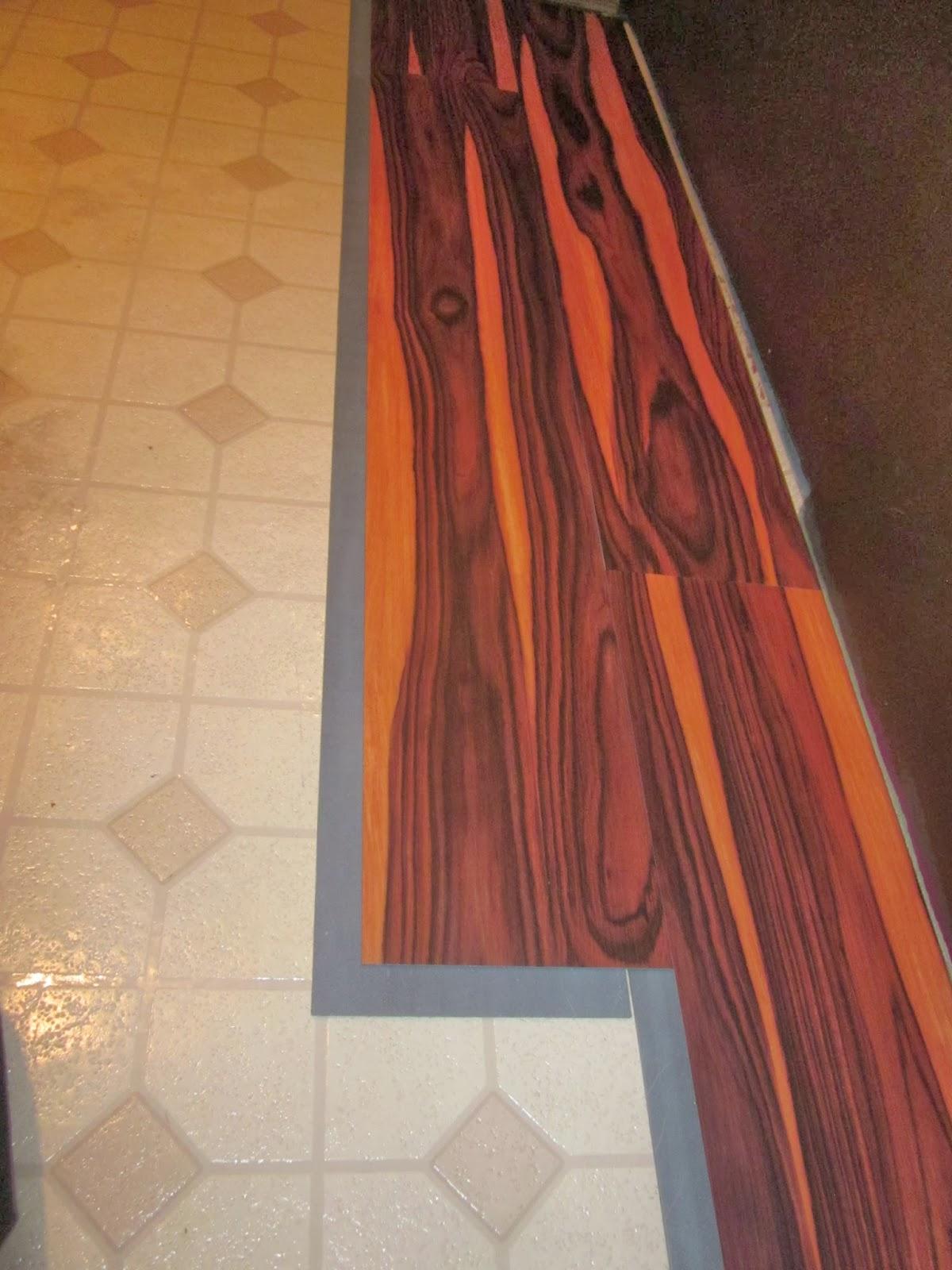 allure flooring bathroom