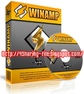 Download Winamp Media Player 5.63