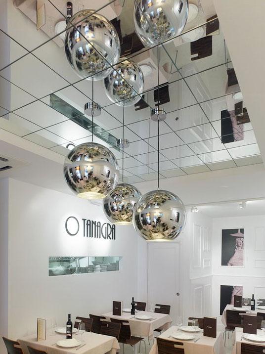 Ideas para decorar espejos en el techo decofilia - Decorar el techo ...