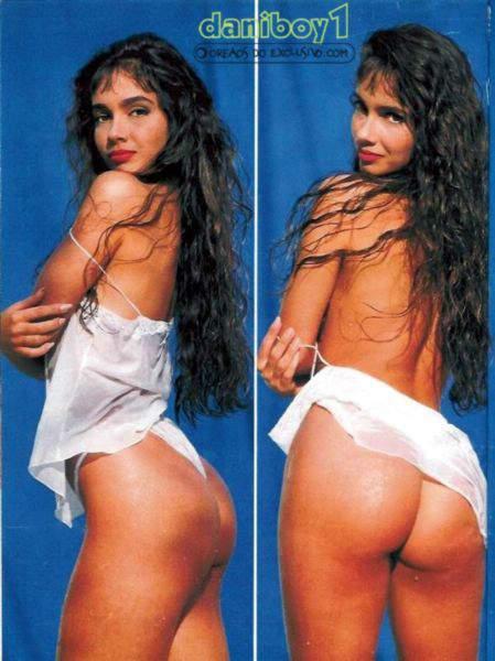 Veronica Rodrigues pelada