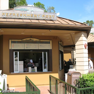 Mcdonalds in Epcot