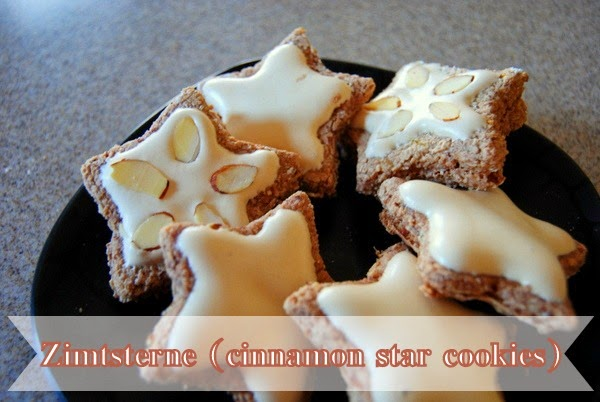 Zimtsterne (Cinnamon Star Cookies) Recipe