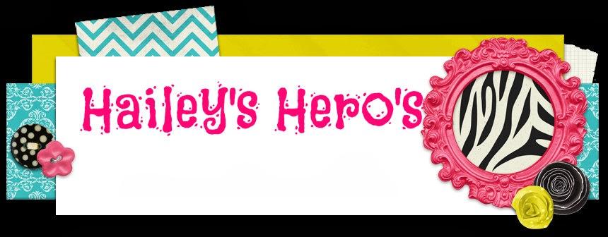 Hailey's Hero's