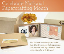 National Papercrafting Month: January Only