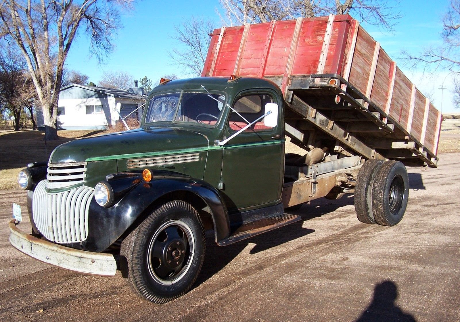 All American Classic Cars: 1946 Chevrolet Truck