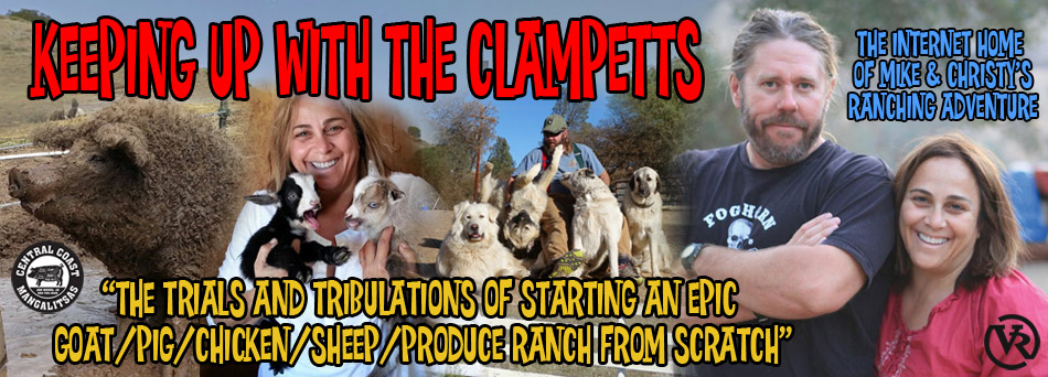 Keeping Up With the Clampetts
