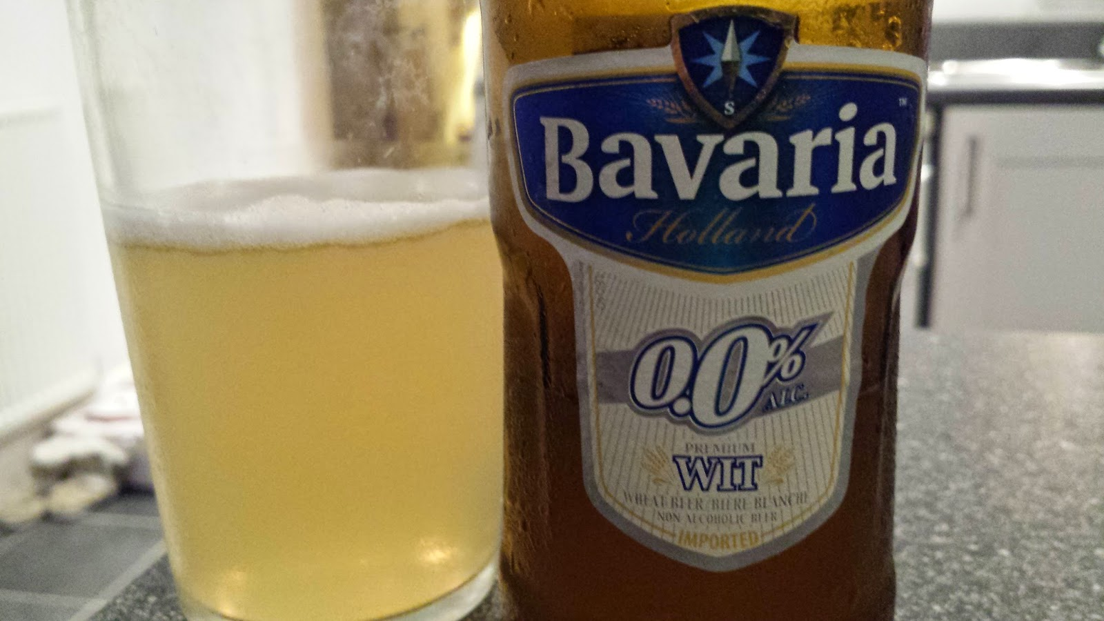 Bavaria Wit Beer 0.0%