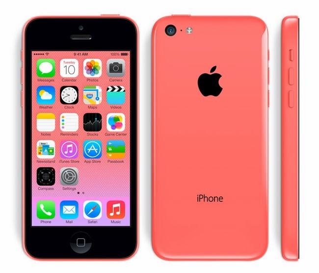 Harga Aple iPhone 5C
