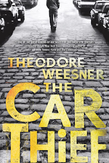 The Car Thief Theodore Weesner book cover