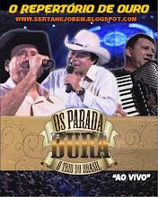 DVD - Os Parada Dura O Repertorio de Ouro