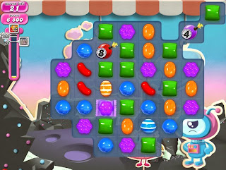 Candy Crush Saga Level 97: Hints and Tips