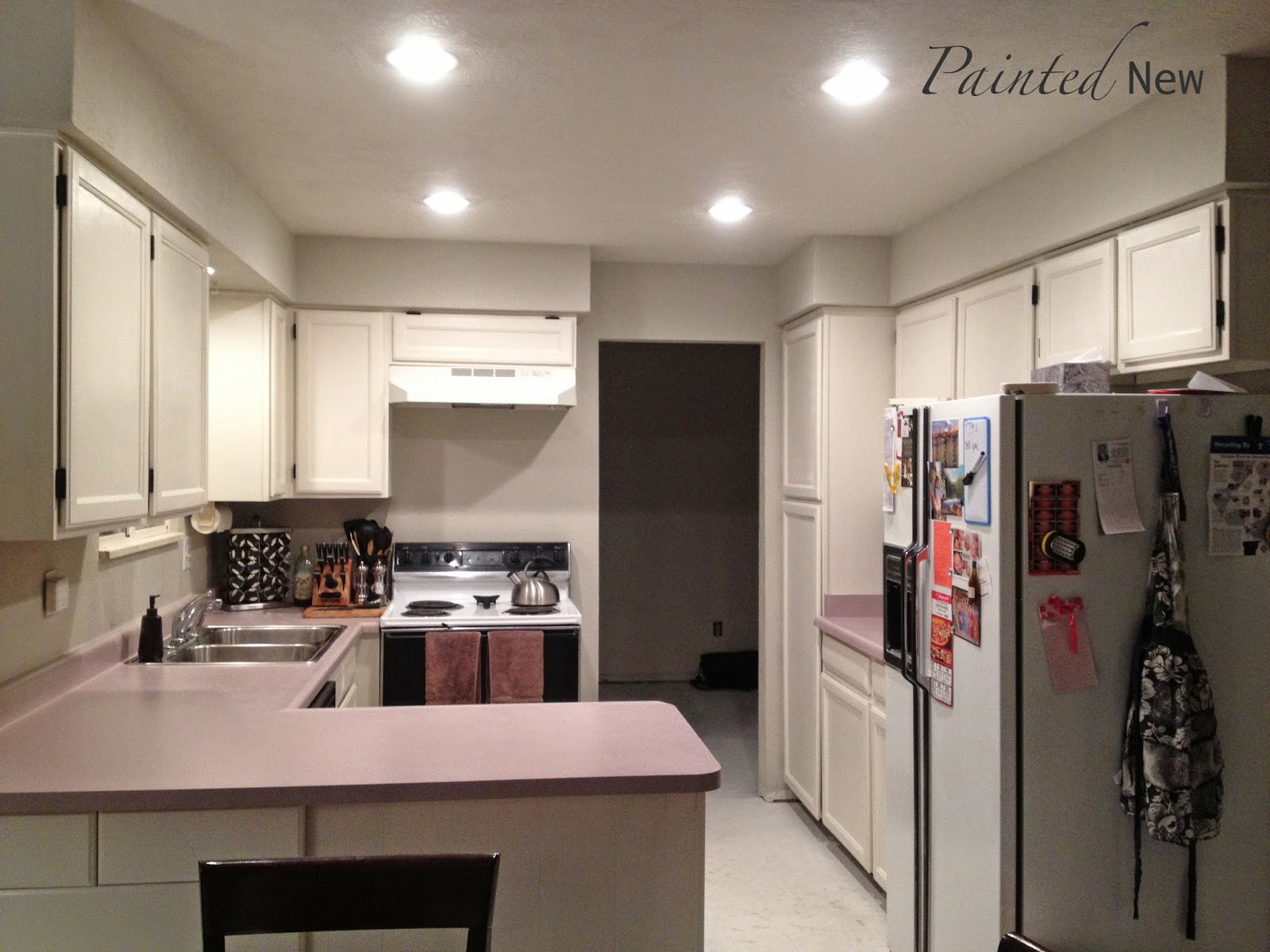 Painted New: $120 Kitchen Cabinet Makeover on ideas for living room makeovers, ideas for mirror makeovers, ideas for fireplace makeovers, ideas for kitchen countertops, ideas small kitchen makeovers before and after, small galley kitchen makeovers, ideas for lamp makeovers, kitchen counter makeovers, ideas for bedroom makeovers,
