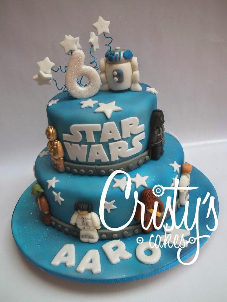 Célèbre Cristy's Cakes: Para Aaron, Star Wars Lego y Ben 10 NQ72