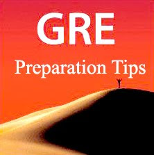 Tips for GRE Preparation