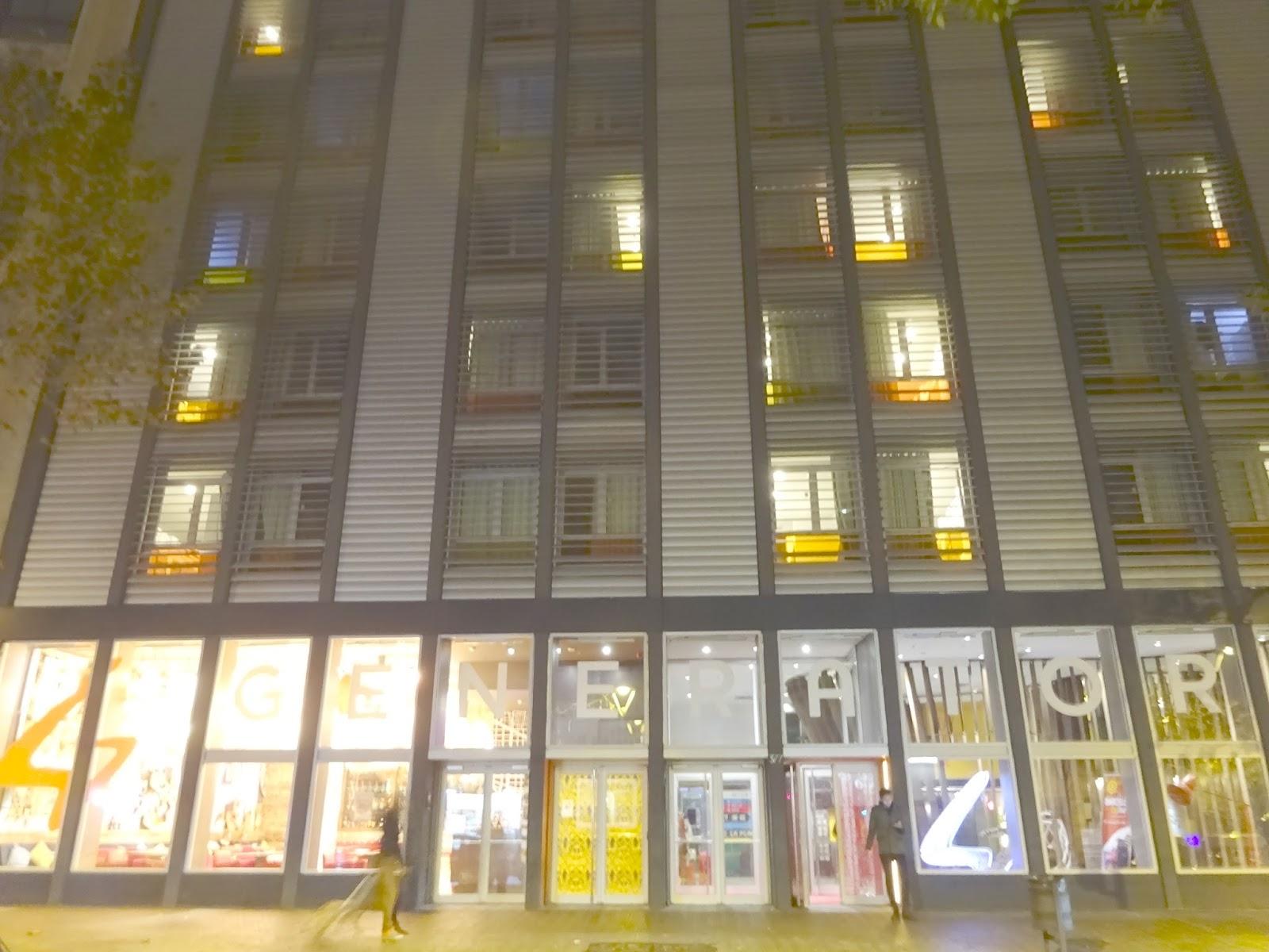 Estamostendenciados generator barcelona hotel de dise o for Hotel barcelona diseno