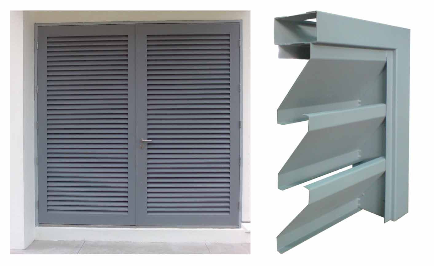 A major application is the storm louver used in the outside wall of a building for air intake or exhaust.  sc 1 st  about mechanical engineering & LOUVERS BASIC DEFINITION INFORMATION AND TUTORIALS | ALL ABOUT ...