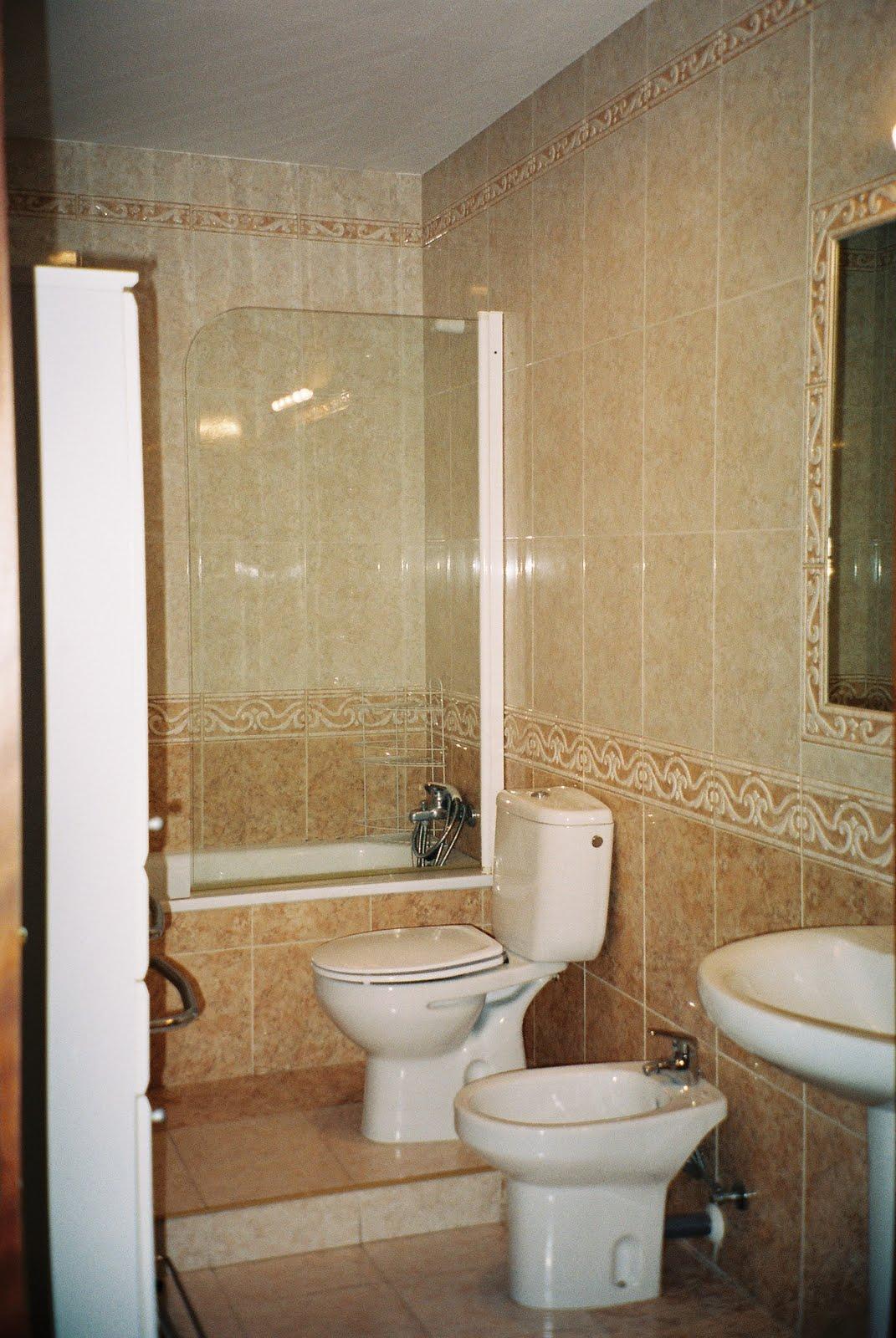 Baños Hermosos Fotos:los baños son todos nuevos y muy bonitos