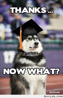 Life after graduation