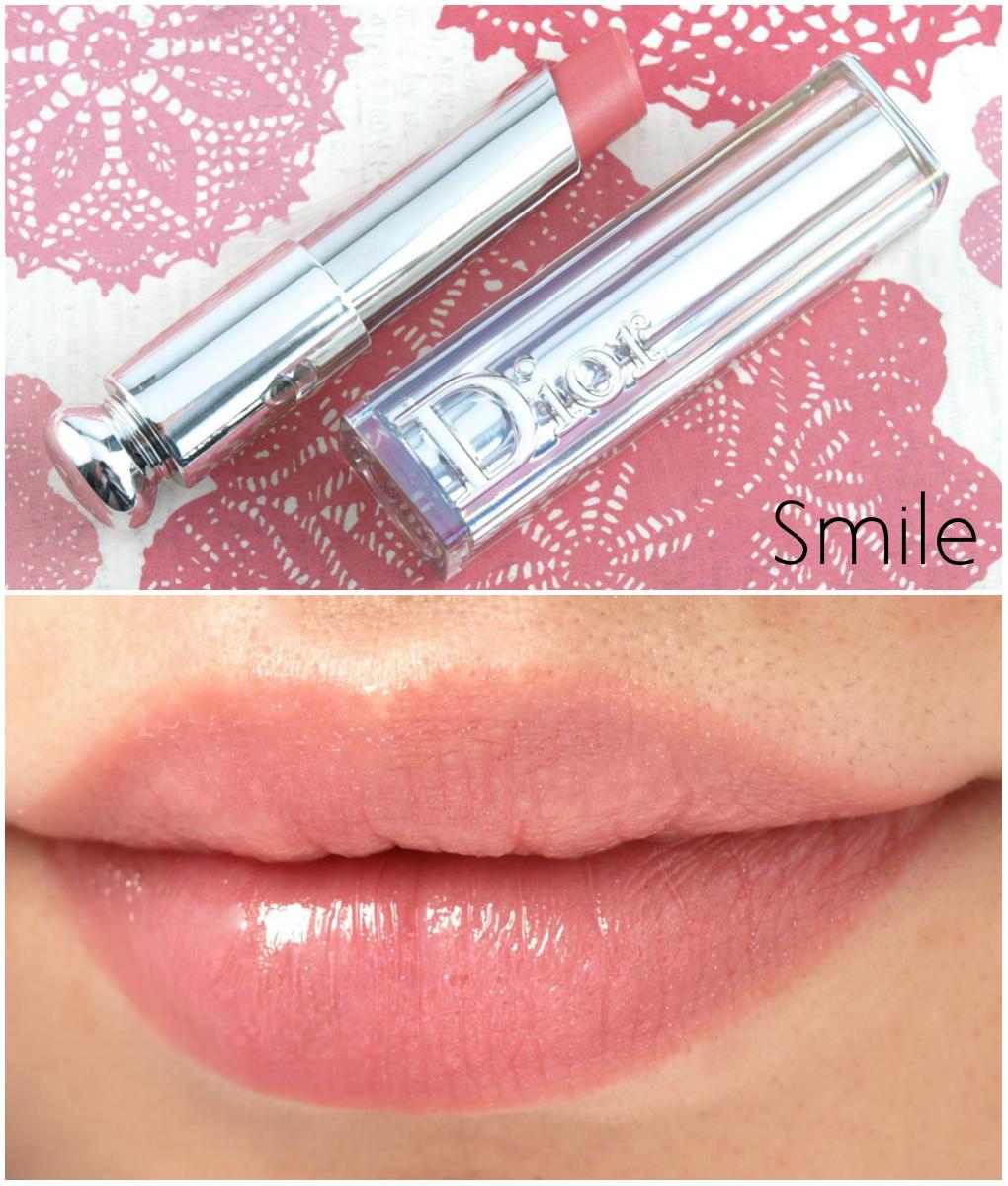 "NEW Dior Addict Lipstick Collection 2015 in ""Smile ..."
