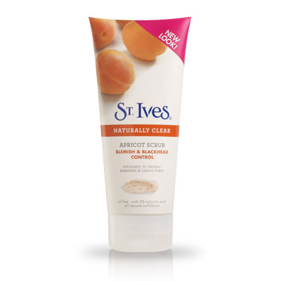 St. ives face cream