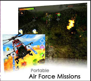 game air force mission