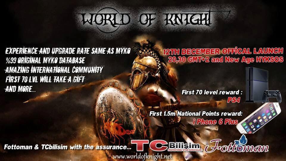 WorldofKnight Online