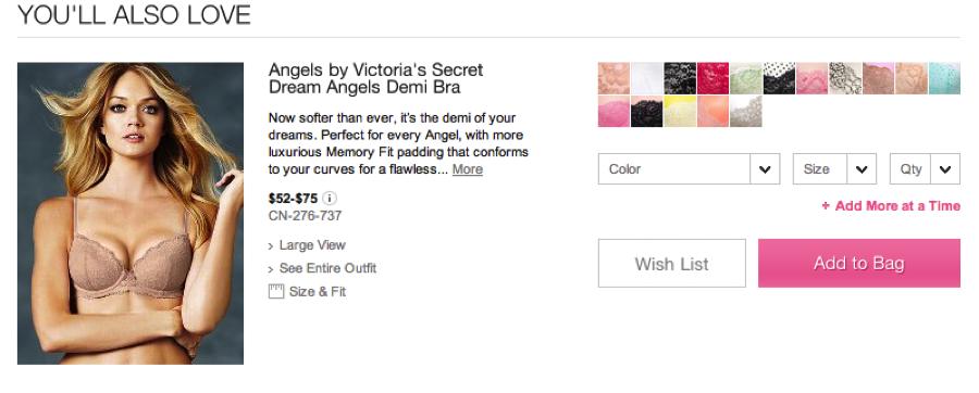 Value Proposition | Victoria's Secret Final Project